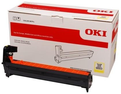 Originální fotoválec OKI 46484105 (Žlutý Drum)