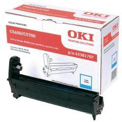 Originální fotoválec OKI 43381707 (Azurový Drum)