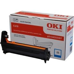 Originální fotoválec OKI 44315107 (Azurový Drum)