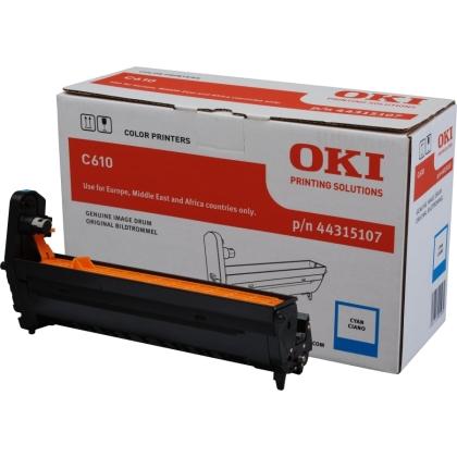 Originální fotoválec OKI 44315107 (Azurový fotoválec)