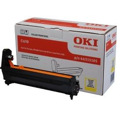 Originální fotoválec OKI 44315105 (Žlutý Drum)
