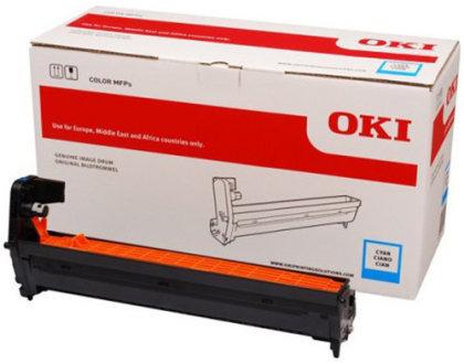 Originální fotoválec OKI 46507307 (Azurový fotoválec)