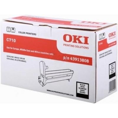 Originální fotoválec OKI 43913808 (Černý fotoválec)