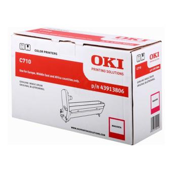 Originální fotoválec OKI 43913806 (Purpurový Drum)