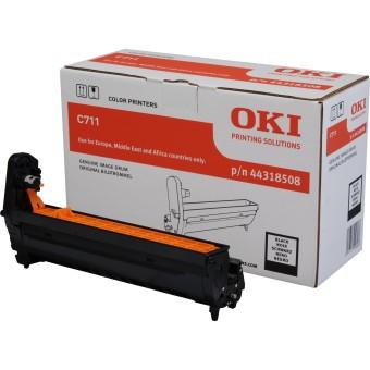 Originální fotoválec OKI 44318508 (Černý Drum)