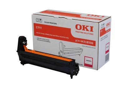 Originální fotoválec OKI 44318506 (Purpurový Drum)