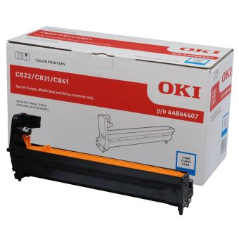 Originální fotoválec OKI 44844407 (Azurový fotoválec)