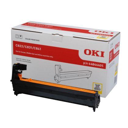 Originální fotoválec OKI 44844405 (Žlutý fotoválec)