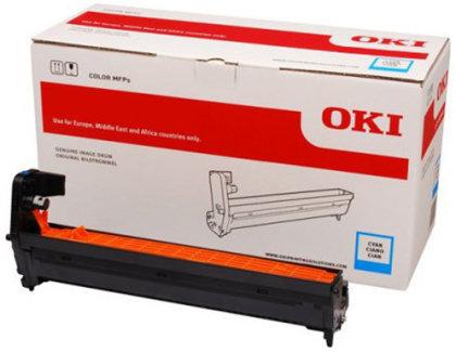 Originální fotoválec OKI 46438003 (Azurový fotoválec)