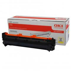 Originální fotoválec OKI 44035517 (Žlutý Drum)