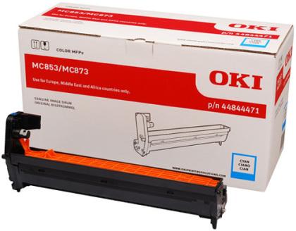 Originální fotoválec OKI 44844471 (Azurový fotoválec)
