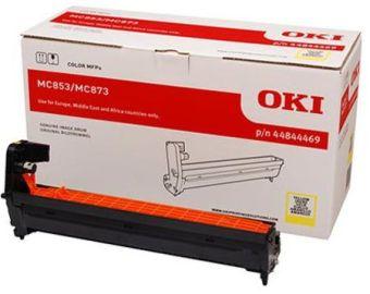 Originální fotoválec OKI 44844469 (Žlutý Drum)