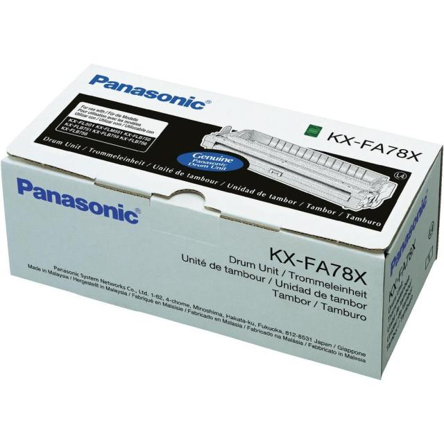 Originální fotoválec Panasonic KX-FA78X (Drum)