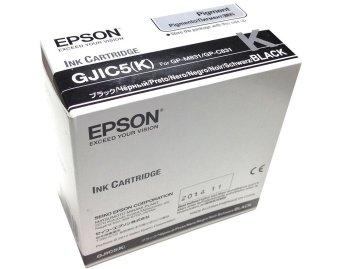 Originální cartridge EPSON GJIC5(K) (S020563) (Černá)