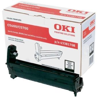 Originální fotoválec OKI 43381708 (Černý fotoválec)