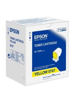 Originální toner EPSON C13S050747 (Žlutý)