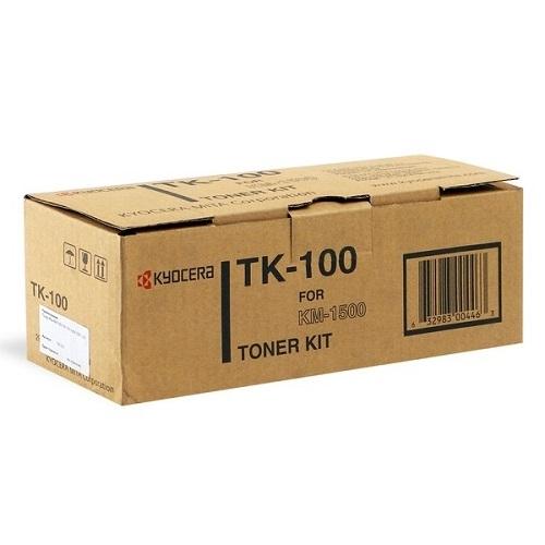 Originální toner KYOCERA TK-100 (Černý)