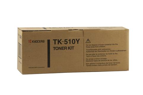 Originální toner KYOCERA TK-510 Y (Žlutý)