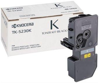 Originální toner Kyocera TK-5230K (Černý)