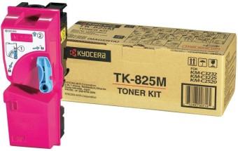 Originální toner Kyocera TK-825M (Purpurový)