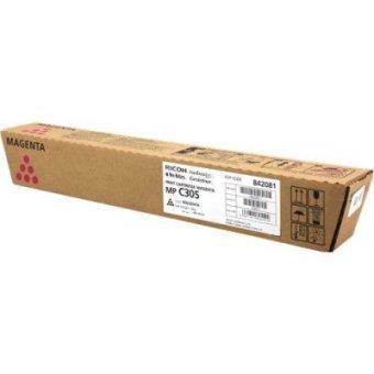 Originální toner Ricoh 842081 (841596) (Purpurový)