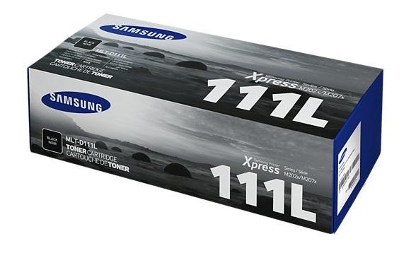 Originální toner Samsung MLT-D111L (Černý)