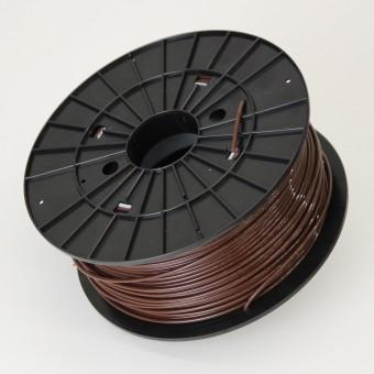 Tisková struna PLA+ pro 3D tiskárny, 1,75mm, 1kg, hnědá