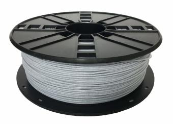 Tisková struna PLA pro 3D tiskárny, 1,75mm, 1kg, mramorová