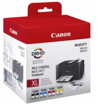 Sada originálních cartridge Canon PGI-1500XL