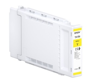Originální cartridge EPSON T41R4 (Žlutá)