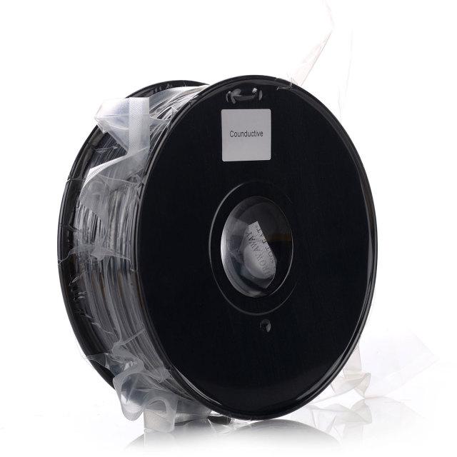 Tisková struna ABS vodivá pro 3D tiskárny, 1,75mm, 1kg