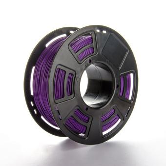 Tisková struna ABS pro 3D tiskárny, 1,75mm, 1kg, fialová