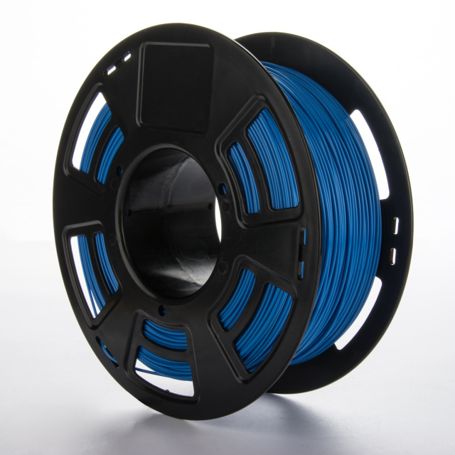 Tisková struna ABS pro 3D tiskárny, 1,75mm, 1kg, modrá