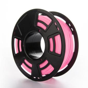 Tisková struna ABS pro 3D tiskárny, 1,75mm, 1kg, růžová