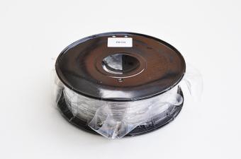 Tisková struna PETG pro 3D tiskárny, 1,75mm, 1kg, průhledná