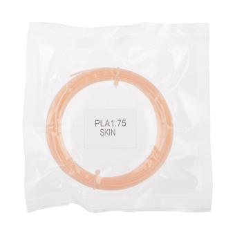 Tisková struna PLA pro 3D pera, 1,75mm, 5m, pleťová