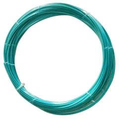 Tisková struna PLA pro 3D pera, 1,75mm, 5m, tyrkysová