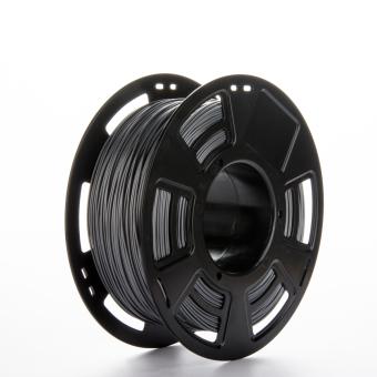 Tisková struna PLA pro 3D tiskárny, 1,75mm, 1kg, GT-polymer, stříbrná