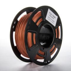 Tisková struna PLA pro 3D tiskárny, 1,75mm, 1kg, měděná