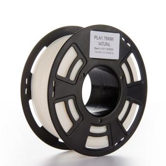 Tisková struna PLA pro 3D tiskárny, 1,75mm, 1kg, přírodní