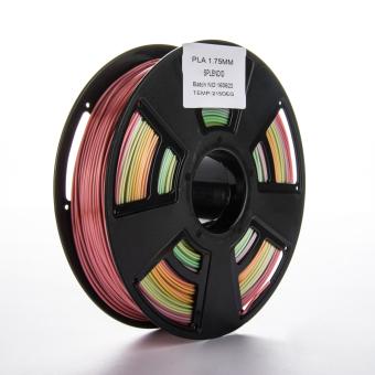 Tisková struna PLA pro 3D tiskárny, 1,75mm, 0,75kg, různobarevná