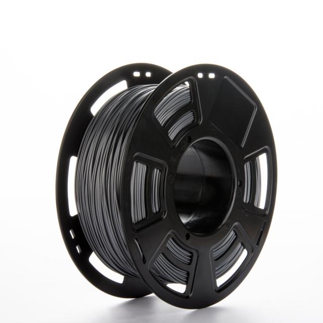 Tisková struna PLA pro 3D tiskárny, 1,75mm, 1kg, stříbrná