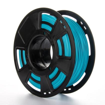 Tisková struna PLA pro 3D tiskárny, 1,75mm, 1kg, tyrkysová