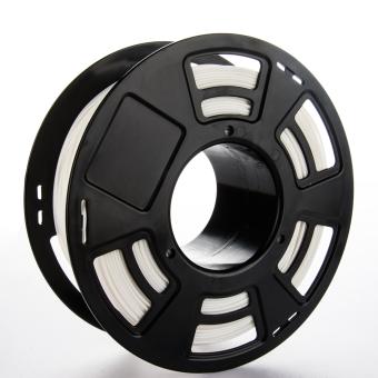 Tisková struna PLA pro 3D tiskárny, 1,75mm, 1kg, GT-polymer, bílá