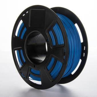 Tisková struna PLA pro 3D tiskárny, 1,75mm, 1kg, GT-polymer, modrá