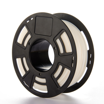 Tisková struna PLA pro 3D tiskárny, 1,75mm, 1kg, GT-polymer, přírodní