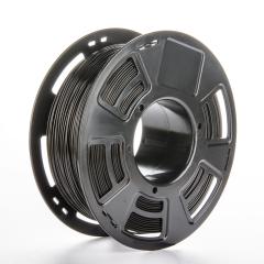 Tisková struna PLA pro 3D tiskárny, 2,85mm, 1kg, černá