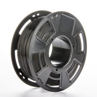 Tisková struna PLA pro 3D tiskárny, 3mm, 1kg, černá