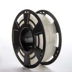 Tisková struna PLA pro 3D tiskárny, 2,85mm, 1kg, průhledná