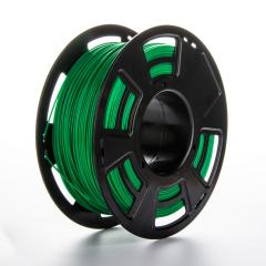 Tisková struna PLA pro 3D tiskárny, 2,85mm, 1kg, zelená